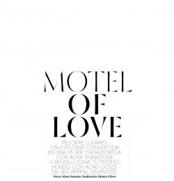 Motel Of Love