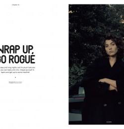 Wrap Up, Go Rogue