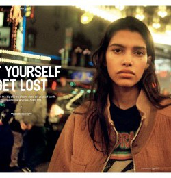 Let Yourself Get Lost