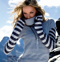 Chic Cold Comforts