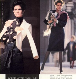 Coats At the Finish Line/Vogue Patterns