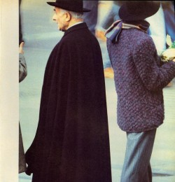Milan: New Bash... New Coats!