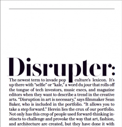 Style Disrupters