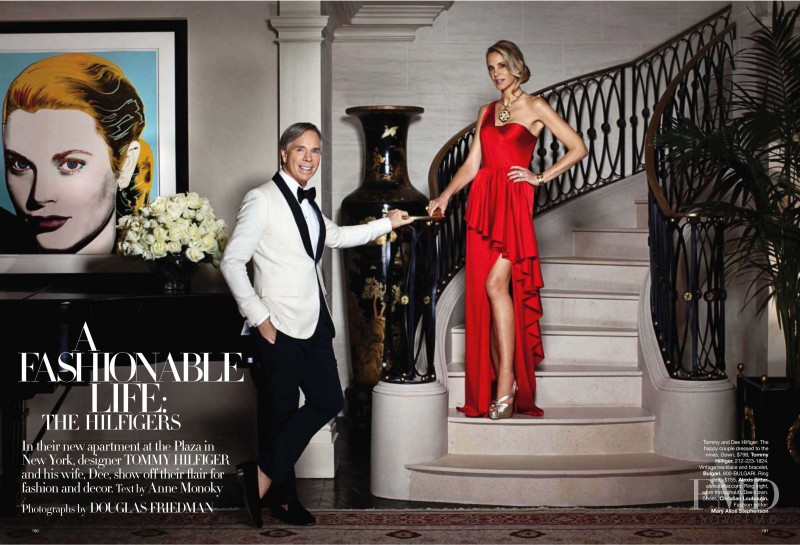 A Fashionable Life: The Hilfigers, August 2010