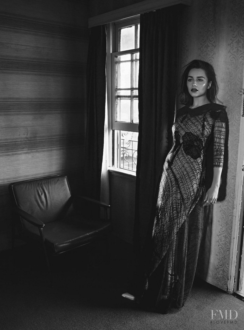 Emilia Clarke, May 2016
