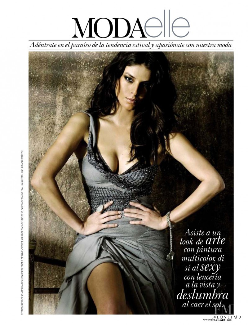 Liliana Dominguez featured in Interior en Calma, July 2009