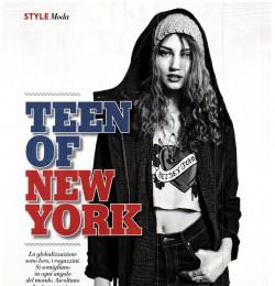 Teen Of New York