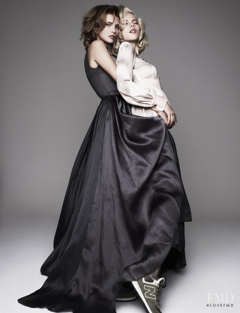 Ramona Chmura featured in The New Establishment, September 2013