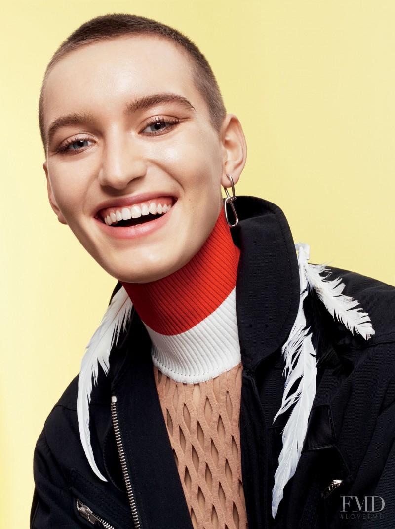 Soekie Gravenhorst featured in Your Hair, Your Way, March 2016