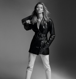 Fashion Memo: Black Leather
