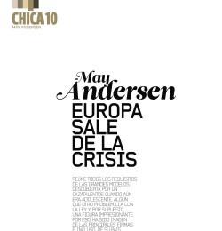 Europa sale de la crisis
