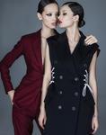Grace Gao and Liu Li Jun