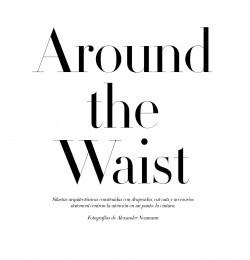 Around the Waist