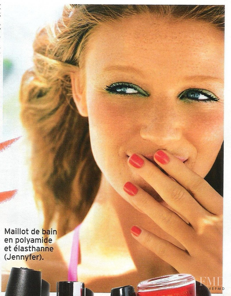 Cintia Dicker featured in Nos Envies D'été, August 2010