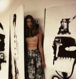 Christophe Brunnquell Studio x Camille Bidault Waddington
