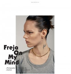 Freja On My Mind