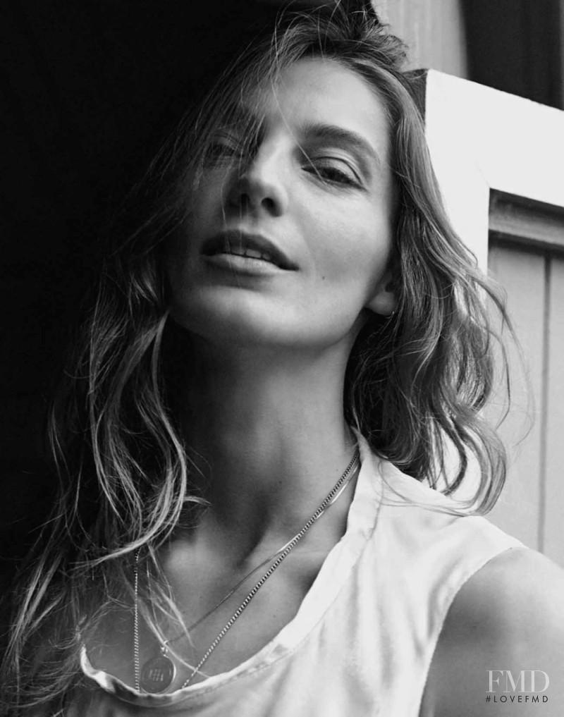 Daria Werbowy featured in Daria Werbowy, March 2016