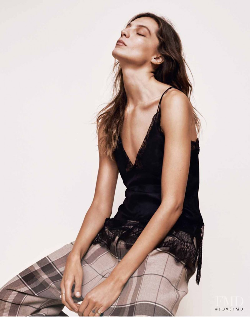 Daria Werbowy featured in Daria Werbowy, March 2016