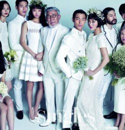 Seon Hwang, Shon Min Ho, Nam Yoon Soo, James Lee Mcquown, Kim Young, Bae Yoon Young