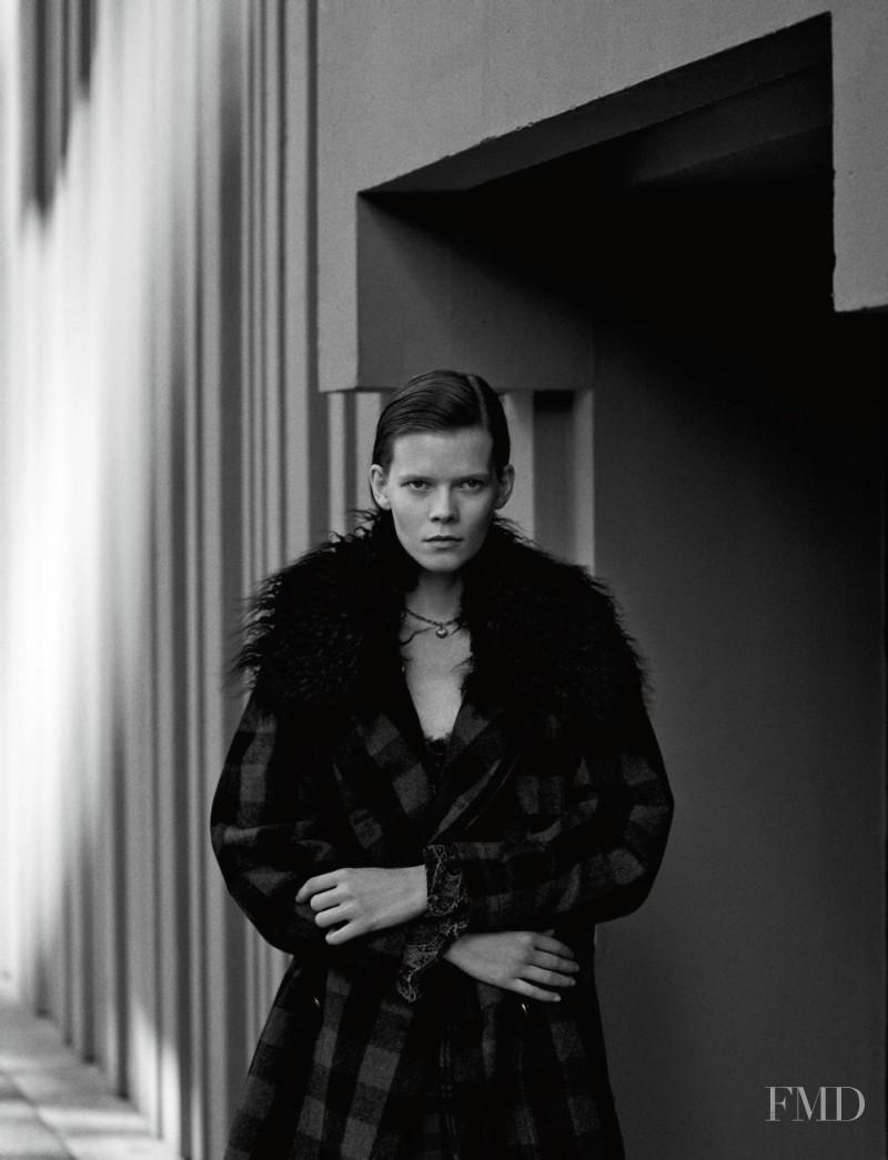 Irina Kravchenko featured in Ready For Winter, October 2016