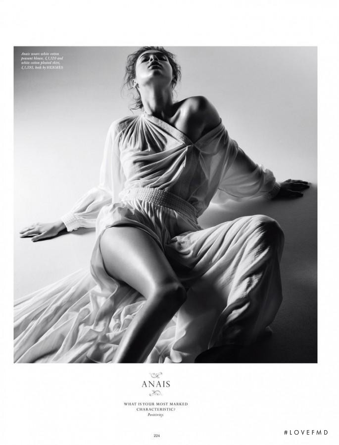 Anais Pouliot featured in Bedlam, March 2012