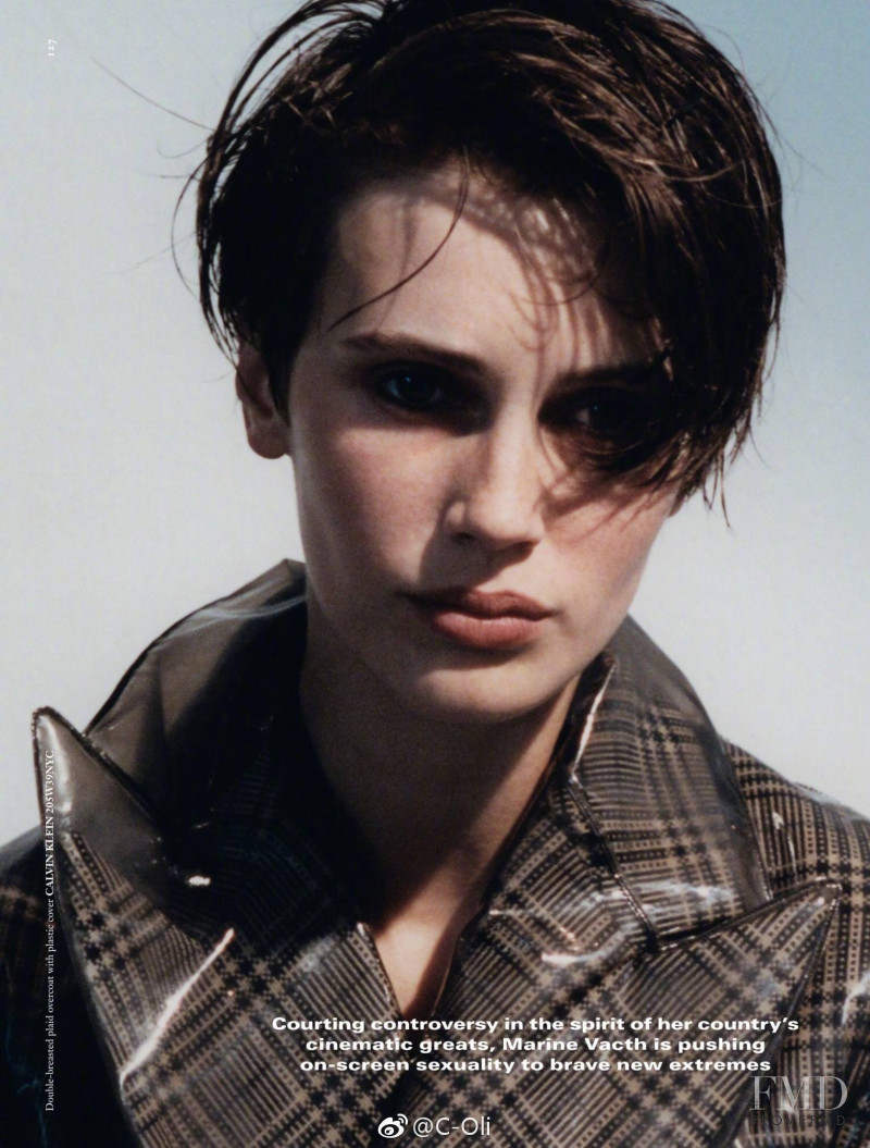 Marine Vacth outfit