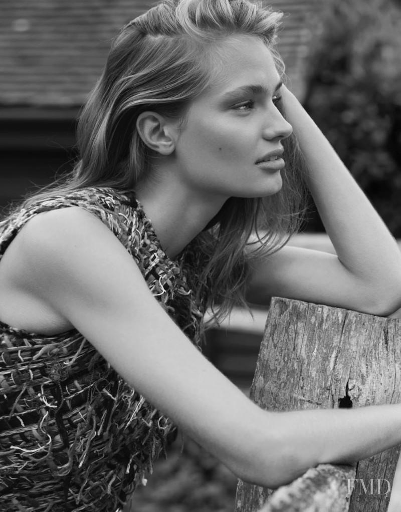 Anna Mila Guyenz featured in Wild Heart, September 2017