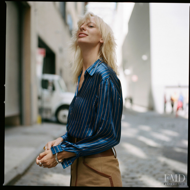 Lili Sumner featured in Portraits, September 2017