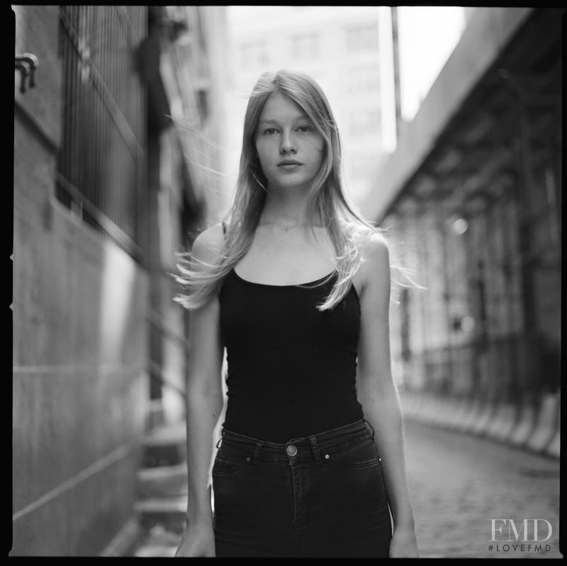 Sofia Mechetner featured in Portraits, September 2017