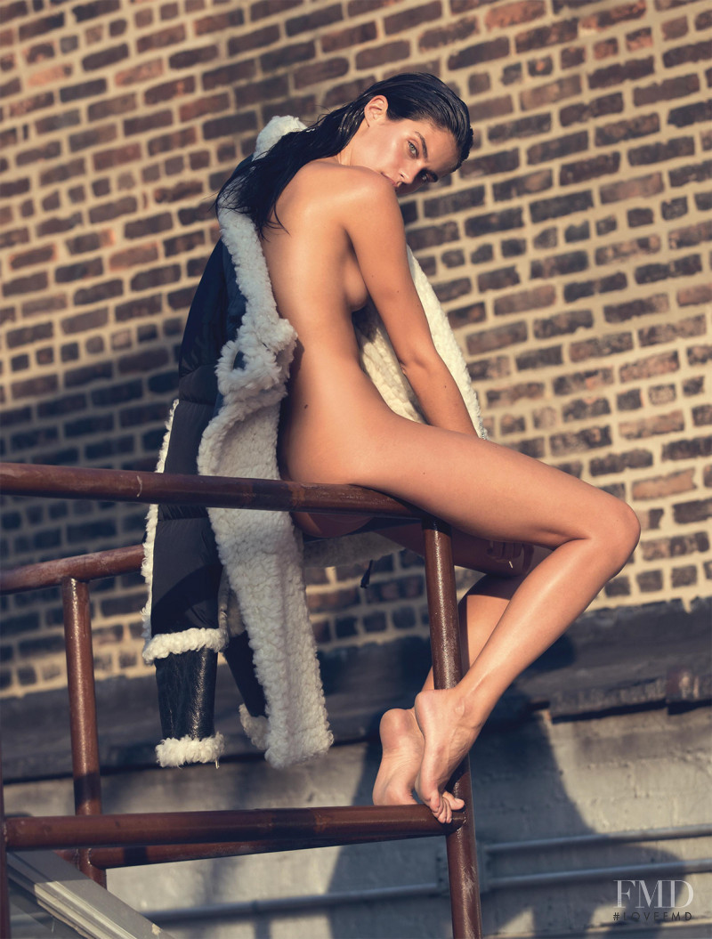 Sara Sampaio featured in Sara, October 2017