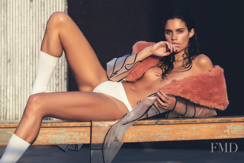 Sara Sampaio featured in Sara, October 2017