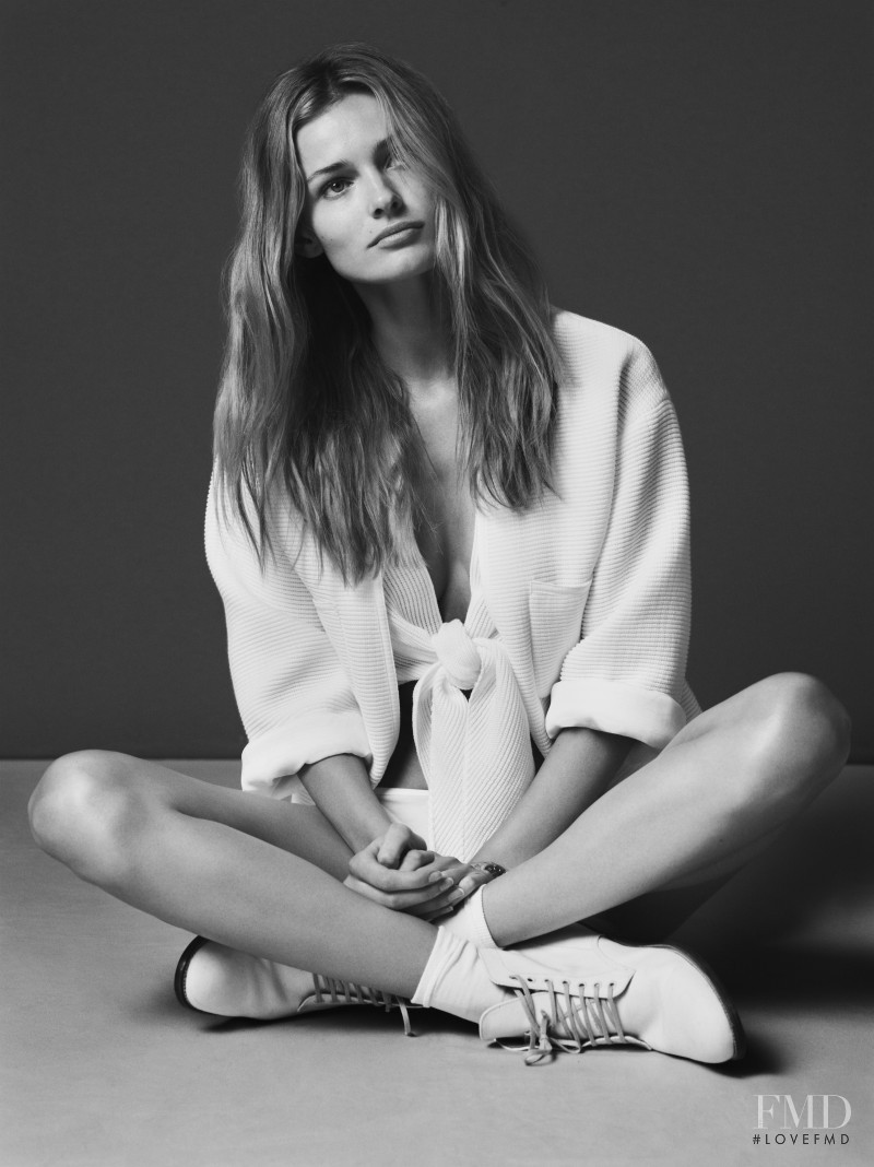 Edita Vilkeviciute featured in The Immaculate Collection, March 2012