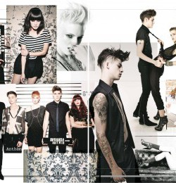 Bed Head Anthems Collection Tigi 2010