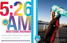 5:26 AM Westside Highway