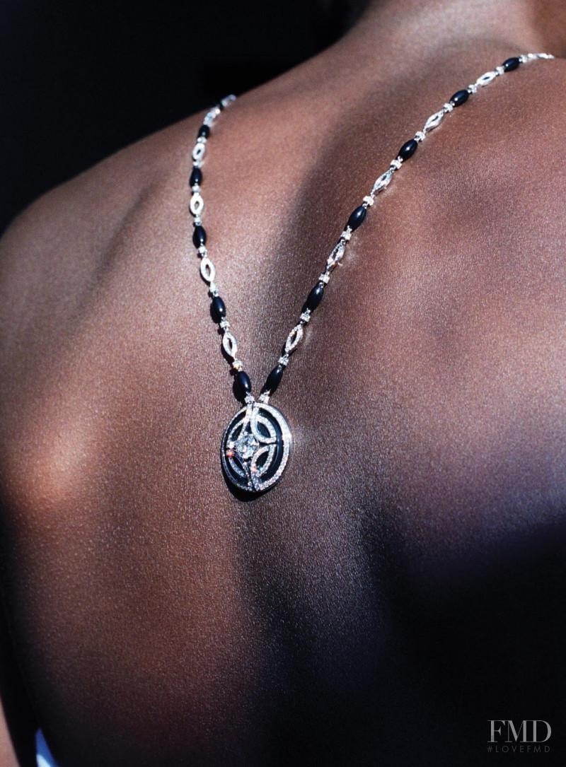 Mayowa Nicholas featured in Statement Jewellery, December 2017