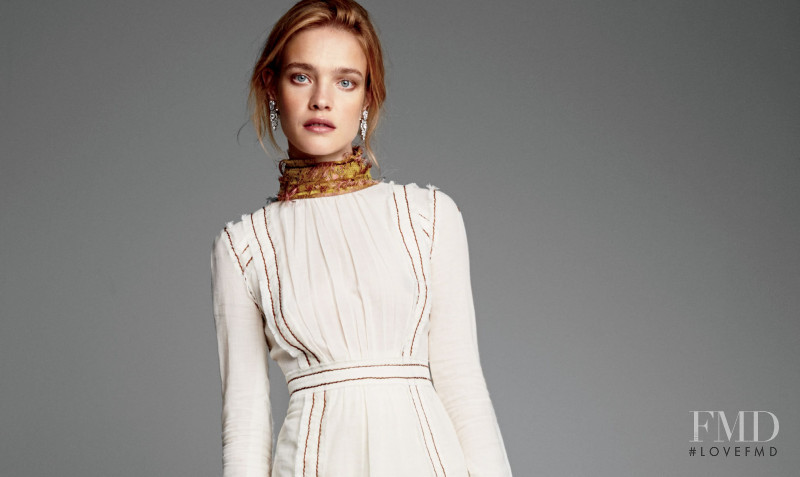 Natalia Vodianova featured in Natalia Vodianova, April 2015