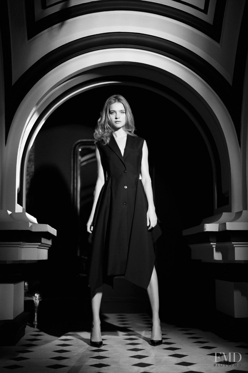 Natalia Vodianova featured in Quelle Belle Histoire!, February 2015