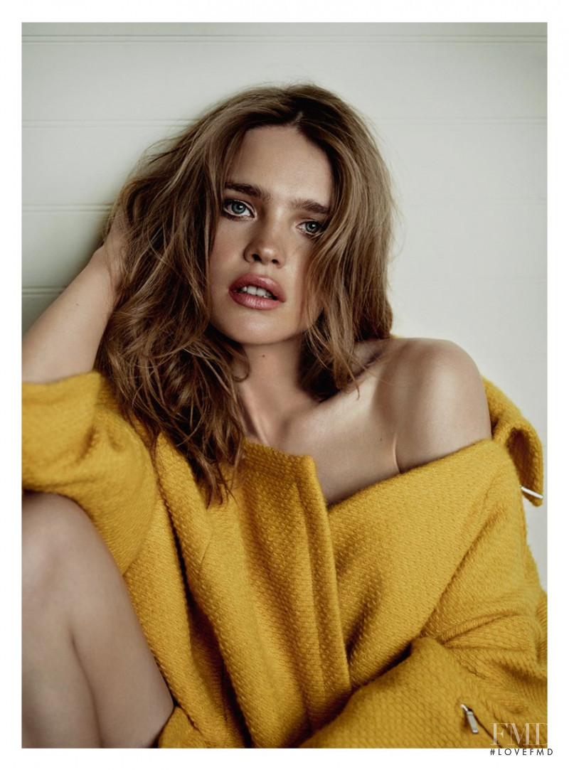 Natalia Vodianova featured in Natalia Vodianova, October 2014