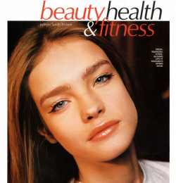 Beauty, Health