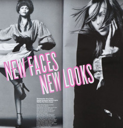 New Faces New Looks