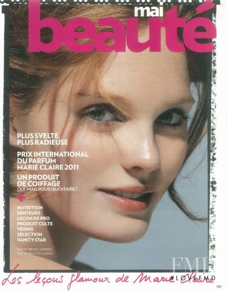 Alexina Graham featured in Beauty, May 2011