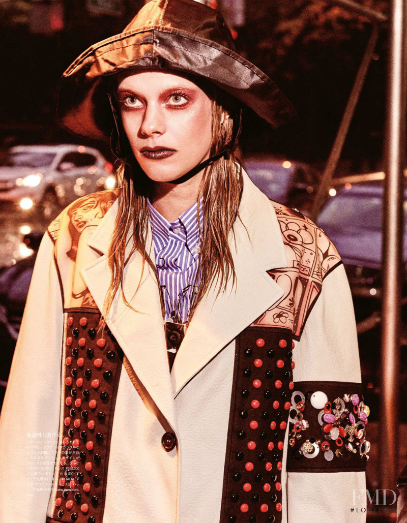 Lexi Boling featured in When The Rain Falls, May 2018
