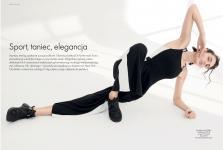 Sport, taniec, elegancja