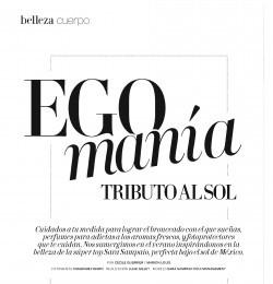 Ego Mamia Tributo Al Sol