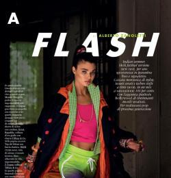 A Flash In The Dark