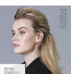 2b076735be On-The-Go and Always in Style in Elle USA with Camille Ringoir ...