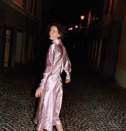 The Prettiest Fall Fashion, Shot In Lake Como