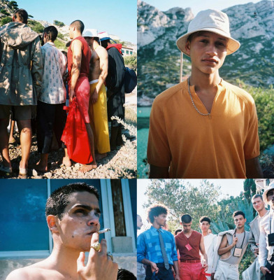 The Boys of Jacquemus