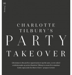 Charlotte Tilbury\'s Party Takeover