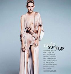 Nude Swings